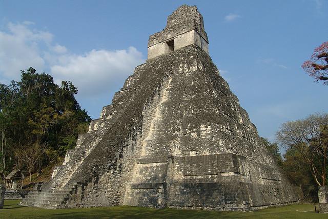 Tikal in Tikal