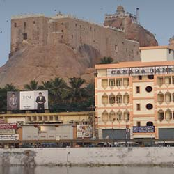 Tiruchirapalli Rock Fort in Trichy