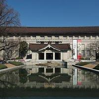 Tokyo National Museum in Tokyo