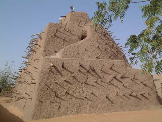 Tomb of Askia in Gao