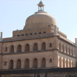 Tomb Of Fateh Jang in Alwar
