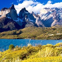 Torres Del Paine National Park in Santiago