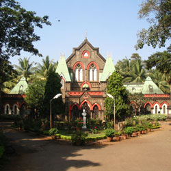 Town Hall Garden in Kolhapur