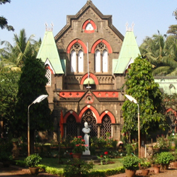 Town Hall in Kolhapur