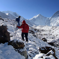 Mountain Trekking & Climbing in Garhwal in Garhwal