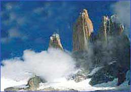 Trekking In The Park in Torres del Paine