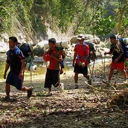 Trekking in Kohima in Kohima