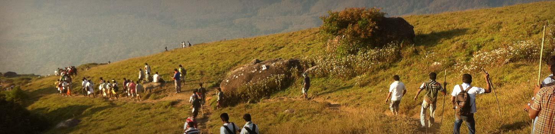 Trekking in Versery Hill