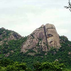 Trikuta Parvata in Deoghar