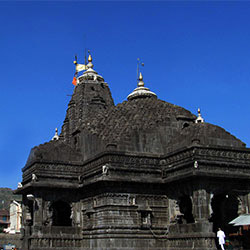 Trimbakeshwar Shiva Temple in Nashik