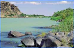 Tsavo East National Park in