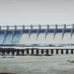 Tunga Bhadra Dam in Bellary