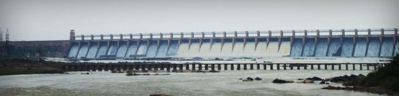 Tunga Bhadra Dam