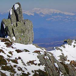 Tura Peak in Tura
