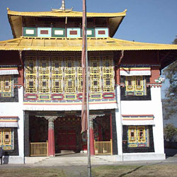 Tusk La Khang in Gangtok