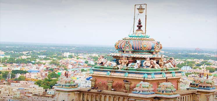 Ucchi Pillayar Temple