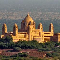 Umaid Bhawan Palace Museum in Jodhpur