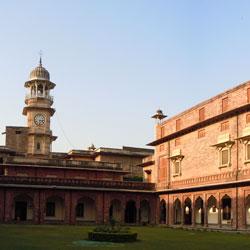Umed Bhawan Palace in Kota