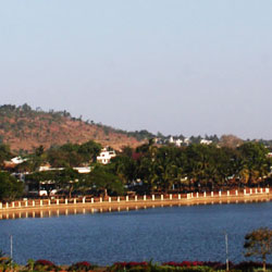 Unkal Lake in Hubli