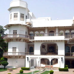 Usha Kiran Palace in Gwalior