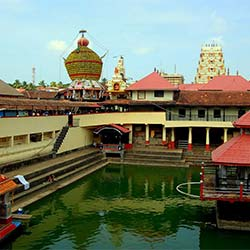 Vadabhandeshwara Balaram Temple in Udupi