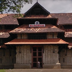 Vadakkunnathan Temple in Thrissur