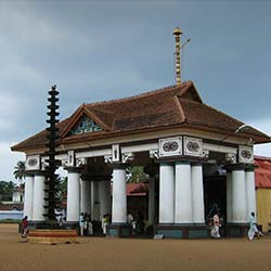 Vaikom Temple in Kottayam