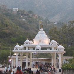 Vaishno Devi Temple in Katra