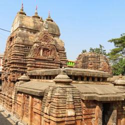 Vaital Temple in Bhubaneswar
