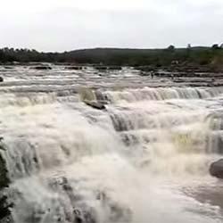 Vajrapoha Falls in Belgaum