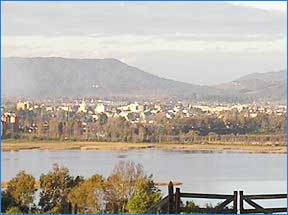Valdivia River in Poza Rica