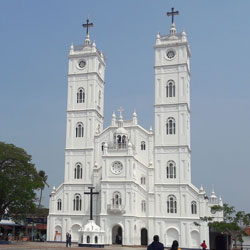 Vallarpadam Church in Ernakulam
