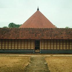 Vamanamoorthy Temple in Thrissur