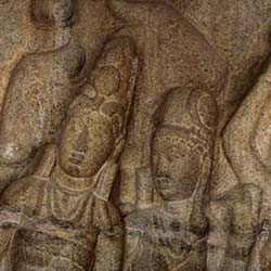 Varaha Cave Temple in Mahabalipuram