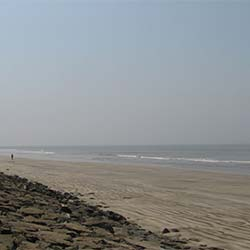 Varsoli Beach in Alibag