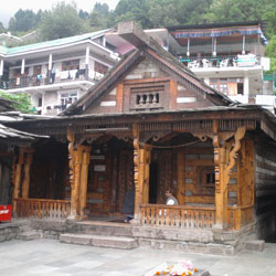 Vashist Hot Water Springs and Temple in Manali