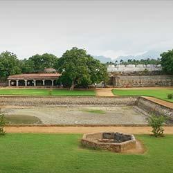 Vattakottai Fort in Kanyakumari