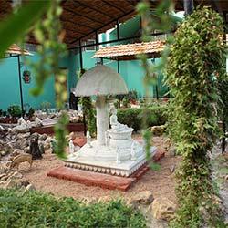 Veerayatan Museum in Rajgir