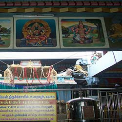 Vekkali Amman Temple in Trichy