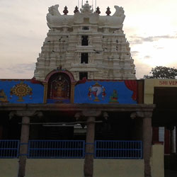 Venkatachalapathy Temple in Guruvayur
