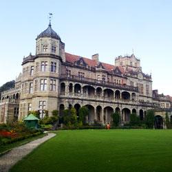 Viceregal Lodge & Botanical Garden in Shimla