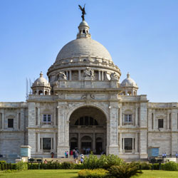 Victoria Memorial in Kolkata