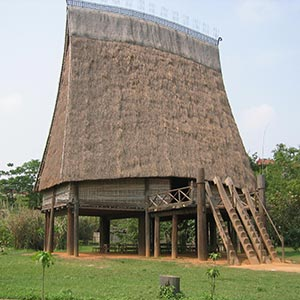 Vietnam Museum of Ethnology in Hanoi