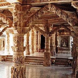 Vimal Vasahi Temple in Dilwara