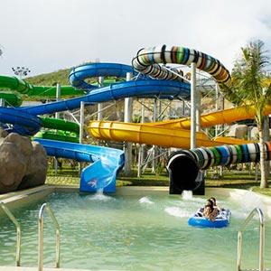 Vinpearl Amusement Park in Nha Trang