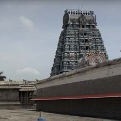 Virinjipuram Temple in Vellore