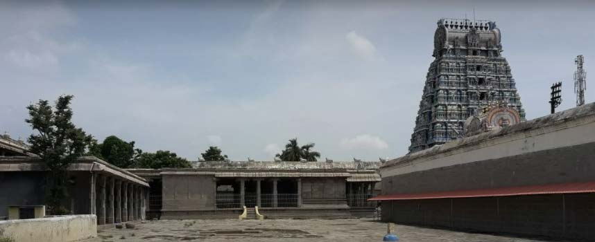 Virinjipuram Temple
