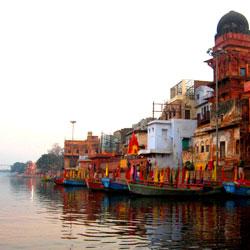 Vishram Ghat in Mathura