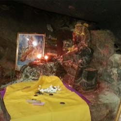 Vyasa Maharshi Cave in Adilabad