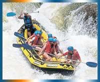 Water Rafting in Queensland in Queensland